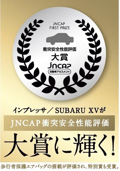 JNCAP大賞A+
