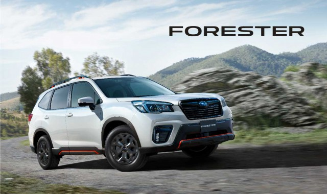 7.FORESTER