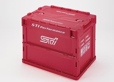 STI折り畳みコンテナ